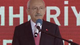 Kılıçdaroğlu Erdoğan'a meydan okudu: Cesaretinde varsa gel