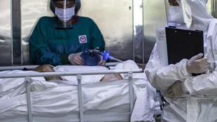 Hastaneye yatırılan her 100 korona hastasından biri felç oluyor