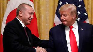 ABD medyasında dikakt çeken Trump - Erdoğan haberi