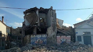 Ege'deki deprem Yunanistan'ı da vurdu