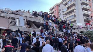 İzmir Valisi son durumu açıkladı: 70'e yakın kişi sağ kurtarıldı