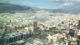 İzmir'de 811 bin kaçak 'İmar Barışı'yla yasal hale geldi