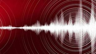 İşte İzmir'i vuran depremin ürküten ses kaydı!