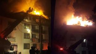 4 yaşındaki çocuk, apartmanda çıkan yangında hayatını kaybetti
