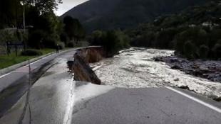 Avrupa'da sel felaketi: Ölü sayısı 9'a yükseldi