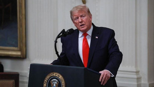 Beyaz Saray'dan Trump'ın sağlık durumuyla ilgili açıklama