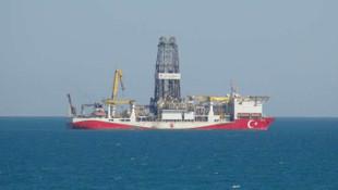 Yavuz sondaj gemisi limana döndü