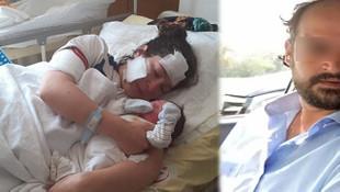 Doğum yapan eşini bıçakla yaralamıştı! 18 yıl 6 ay hapis cezası verildi