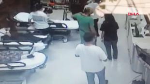 2 doktor ile hastane polisi darbedildi