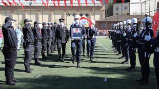 Şehit Uzman Onbaşı Orkun Eyice, gözyaşları içinde toprağa verildi