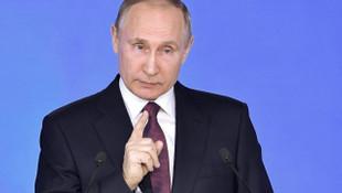 Putin: ''Birayı bırakmaya çalışıyorum, göbek yapıyor''