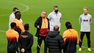Galatasaray Teknik Direktörü Fatih Terim'den flaş sözler!