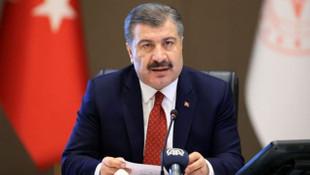 Türkiye geneli koronavirüs yoğun bakım oranı açıklandı