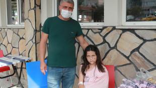 Pitbull dehşeti! 12 yaşındaki kız çocuğuna 60 dikiş atıldı