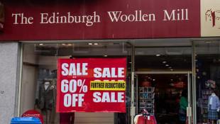 İngiliz tekstil devi mali zorluklar nedeniyle iflasın eşiğinde