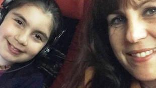Aydınlı anne ve kızı depremde can verdi