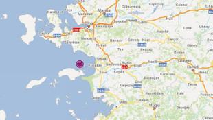 İzmir'de 4,2 büyüklüğünde bir deprem daha!