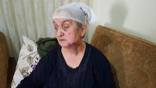 Evinde dehşeti yaşadı! ''Ölü taklidi yaparak kurtuldum''