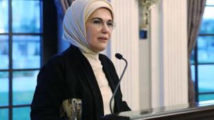 Emine Erdoğan, Milli Ağaçlandırma Günü'nü kutladı