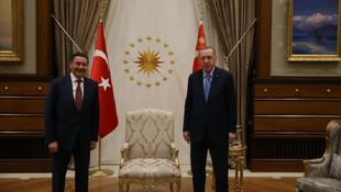 Erdoğan ve Gökçek'in dikkat çeken buluşması