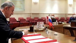 Türkiye ve Rusya'dan tarihi imza
