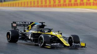 İstanbul Park'ta Formula 1 heyecanı başladı