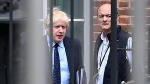 İngiltere'de  Başbakanı Boris Johnson'ın başdanışmanı görevi bıraktı