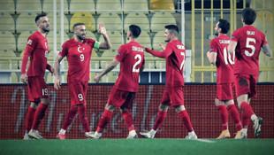 A Milliler Rusya'yı 3 golle yıktı