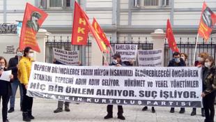 HKP, Kanal İstanbul'a değil depreme bütçe istedi