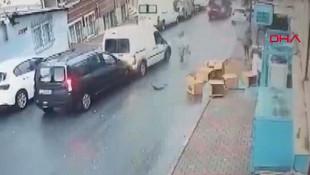 İstanbul'da sokağı savaş alanına çevirdiler