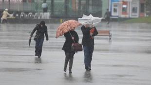 Güneşe aldanmayın; yağışlı hava fena geliyor! İşte 5 günlük hava tahminleri