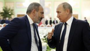 Paşinyan, Ruslara ateş açan askerlerini Putin'e şikayet etti