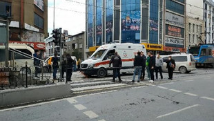 İstanbul'da korkutan görüntü! Bir anda yere yığılıp öldü