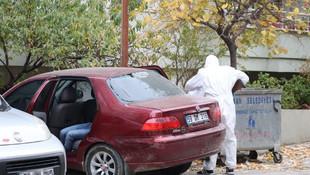Koronavirüs hastası otomobilinde intihar etti