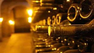 AOÇ'nin kayıp şarapları bulundu!