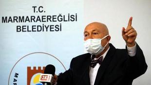Prof. Dr. Ercan, Marmara'da beklenen büyük depremin yerini işaret etti