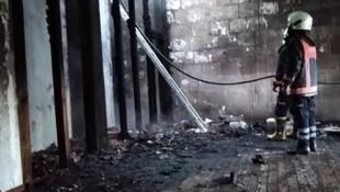 Siirt'te 130 yıllık camiyi ateşe verdiler