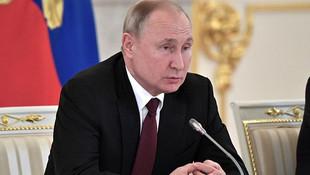 Putin koronaya mı yakalandı? Telekonferans toplantısında