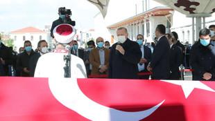 Burhan Kuzu'ya son görev! Erdoğan: Çok kısa sürede kaybettik