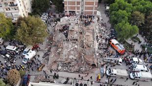 İzmir'de yıkılan binalarla ilgili flaş gelişme! Gözaltılar var