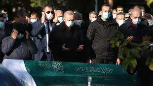 Bakan Pekcan'ın acı günü! Cenazeye Erdoğan da katıldı