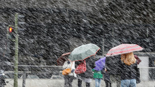 Meteoroloji il il uyardı: Kar geliyor! İşte 5 günlük hava tahminleri