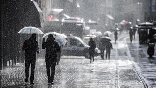 Meteoroloji'den sağanak yağış ve fırtına uyarısı! İşte 5 günlük hava durumu