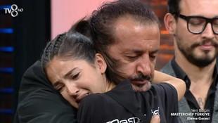 MasterChef Türkiye'de ağlatan veda