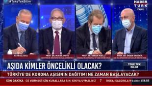 Sağlık Bakanı Koca'dan Fatih Altaylı'ya maske teşekkürü