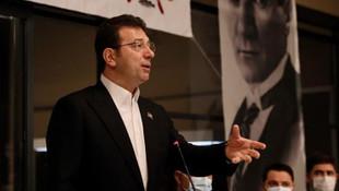 İmamoğlu: ''Koronavirüsten sadece İstanbul'da dün 186 kişi öldü''