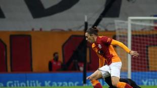 Galatasaray'a soğuk duş! Galatasaray 1-1 Kayserispor