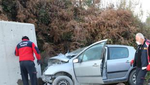 Korkunç kaza! 1'i bebek 2 kişi hayatını kaybetti