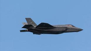 ABD, F-35 uçağında nükleer bomban test etti