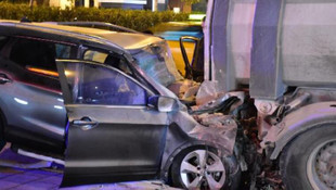 Polis memuru feci kazada hayatını kaybetti